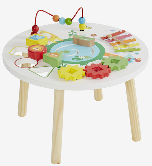 table-activite