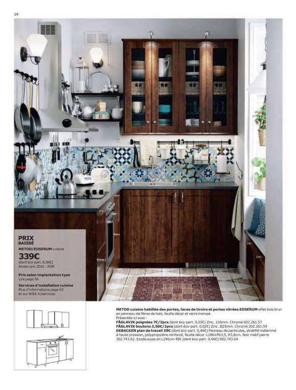 great nos meubles de cuisine prfrs du nouveau catalogue ikea cuisine with dimensions meubles. Black Bedroom Furniture Sets. Home Design Ideas