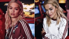 Rita Ora + Addias : la collection pop et cartoon de l'hiver