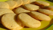 Biscuit au fromage, recette rapide !
