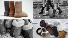 UGG Australia : collection automne hiver 2015