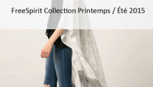 Bershka FreeSpirit la collection Printemps / Été 2015