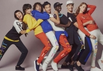 Esprit by Opening Ceremony : la collection 80's pop et urbaine