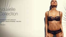 Lingerie Chantelle : Collection Printemps-Été 2013