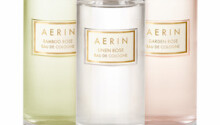 Aerin signe une collection de colognes à la rose