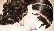 Coiffure Cheveux The Curly Ponytail : Normal-Length Fine Hairstyle