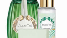 La collection L'île au Thé 2017 d'Annick Goutal