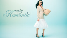 LookBook Easy Romantic La Redoute 2012